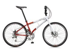 Deltacycles Pacific IF Urban 26 White / Orange