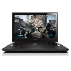Lenovo Y40-80-3EID - Intel Core i5-5200 - 8GB RAM - VGA - Windows 8.1 - Hitam