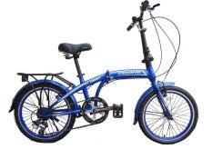 "Pacific Sepeda Lipat 20"" 2980HX - Biru"