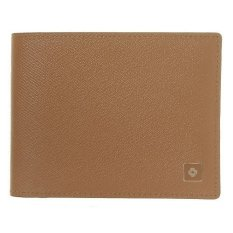 [SAMSONITE] ROBIN Man`s half wallet(67R23002) camel (single option)