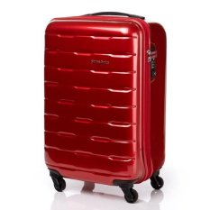 [SAMSONITE] SPIN TRUNK (Suitcase)SPINNER ZIP 66/24 (Red)