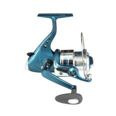 SWAGG B2FM50 3BB Metal Head Spinning Fishing Reel Blue (Intl)