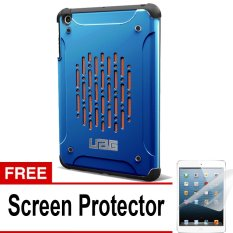 UAG Case for Ipad MIni 1 Urban Armor Gear - Biru + Gratis Screen Protector
