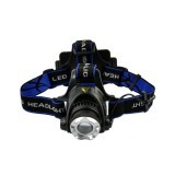 XM-L T6 LED 1600Lum Headlamp Headlight Bike Bicycle Light Zoomable + Charger (Intl)