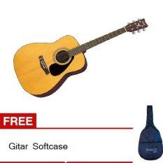 Yamaha F310 Gitar - Cokelat + Gratis Softcase