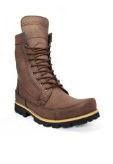 Zhoey Footwear Taiyo Brown
